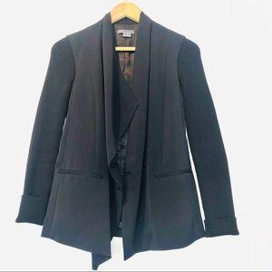 Vince Ribbed Jacket Blazer